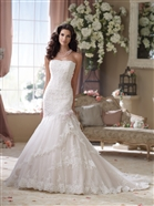 David Tutera by Mon Cheri 114291