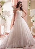 David Tutera by Mon Cheri 115241