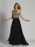 Dave & Johnny Prom Dress 3115W