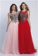 Dave & Johnny Prom Dress 3319W