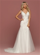 Da Vinci Bridal Gowns 50484