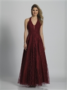 Dave & Johnny Prom Dress 6129W