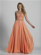 Dave & Johnny Prom Dress 6347W