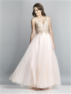 Dave & Johnny Prom Dress 7536W