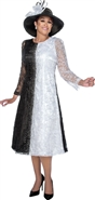 Dorinda Clark Cole Dress 3081W