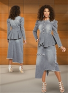Dv Jean Skirt Set 8440