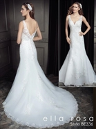Ella Rosa Bridal Gown BE336