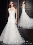 Ella Rosa Bridal Gown BE349