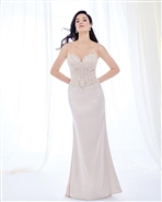Ella Rosa Bridal Gown BE409