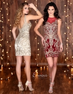 Envious Dress E1307LS
