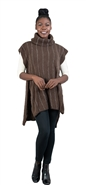 Fashion Apparel Poncho FP60141