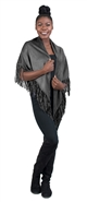 Fashion Apparel Poncho FP60286