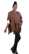 Fashion Apparel Poncho FP60304
