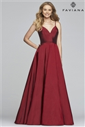 Faviana Ballgown Dress S10249