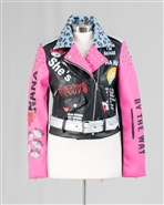 For Her Leather Jacket 81563