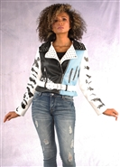 For Her Crop Jacket 81673