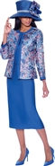 Gmi 3pc Skirt Suit 7923