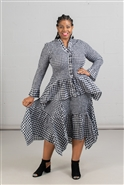 Jerry T 2pc Dress SR7151