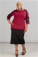 Karen T Designs Top 2057