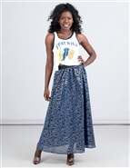 Kara Chic Sequin Skirt CHH19017