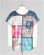 Kara Chic Top CHH19055