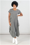 Kara Chic Maxi Dress CHH20001