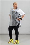 Kara Chic Top Poncho TU288