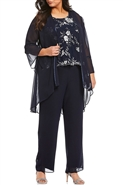Le Bos 3pc Pant Set 27806MV-W