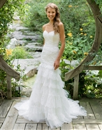 Lillian West Bridal Gown 66003