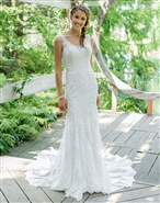 Lillian West Bridal Gown 66004