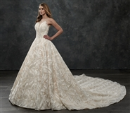 Loadoro Bridal Gown M679