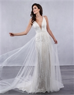 Loadoro Bridal Gown M705