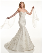 Loadoro Bridal Gown M737
