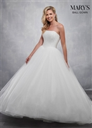 Marys Bridal Gown MB6038LS