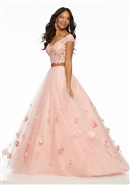 Mori Lee Dress 43016LS