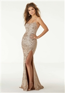 Mori Lee Prom Dress 45003LS