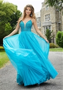 Mori Lee Prom Dress 45004LS