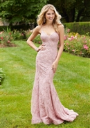 Mori Lee Prom Dress 45005LS