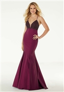 Mori Lee Prom Dress 45039