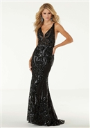 Mori Lee Prom Dress 45049LS