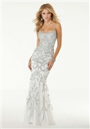 Mori Lee Prom Dress 45054LS