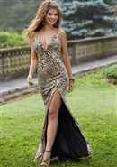 Mori Lee Prom Dress 45056LS