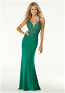 Mori Lee Prom Dress 45077LS