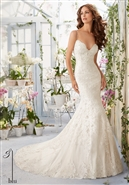 Mori Lee Bridal Gown 5415