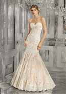Mori Lee Bridal Gown 8185
