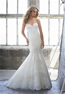 Mori Lee Bridal Gown 8216
