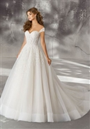 Mori Lee Bridal Gown 8270