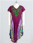 Nf Tie Dye Dress PNA1282