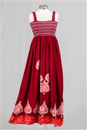 Nf Long Dress PNA458
