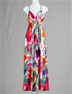 Radzoli Maxi Floral Dress 0007D